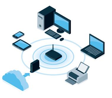 عقود صيانة شبكات